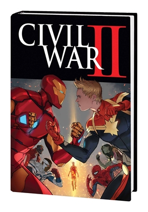 Picture of CIVIL WAR II HC