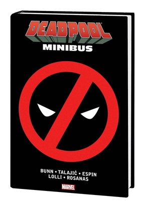 Picture of DEADPOOL MINIBUS HC NEW PRINTING