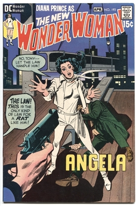 Picture of WONDER WOMAN (1942) #193 8.5 VF+