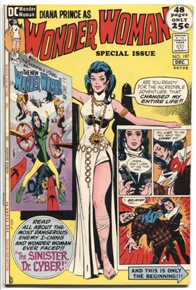 Picture of WONDER WOMAN (1942) #197 8.0 VF