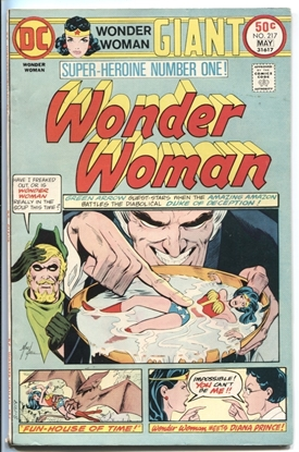 Picture of WONDER WOMAN (1942) #217 8.0 VF