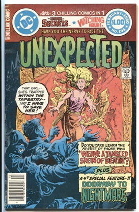 Picture of UNEXPECTED #195 7.5 VF-