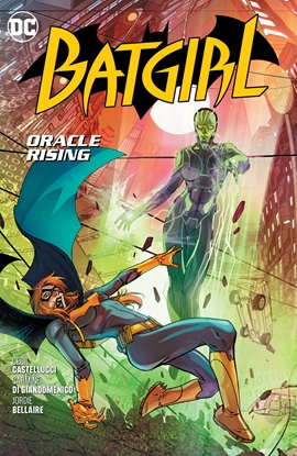 Picture of BATGIRL TPB VOL 7 ORACLE RISING