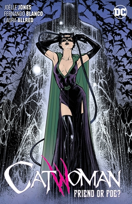 Picture of CATWOMAN TPB VOL 3 FRIEND OR FOE (RES)