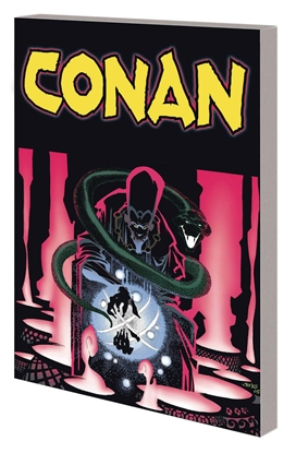 Picture of CONAN BOOK OF THOTH AND OTHER STORIES TPB