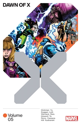 Picture of DAWN OF X TPB VOL 5