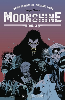 Picture of MOONSHINE TPB VOL 3 (MR)