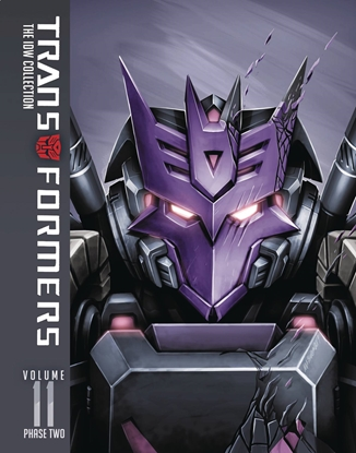 Picture of TRANSFORMERS IDW COLLECTION PHASE 2 HC VOL 11