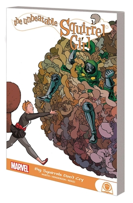 Picture of UNBEATABLE SQUIRREL GIRL GN TPB BIG SQUIRRELS DONT CRY