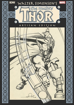 Picture of WALTER SIMONSON MIGHTY THOR ARTISAN EDITION TPB