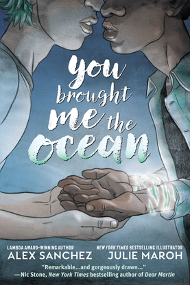 Picture of YOU BROUGHT ME THE OCEAN TPB
