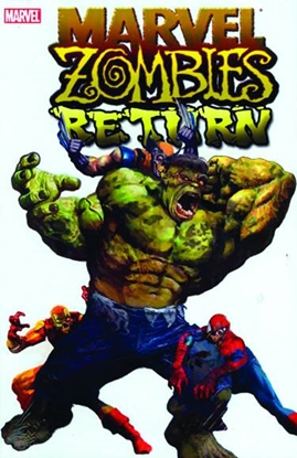 Picture of MARVEL ZOMBIES RETURN HC