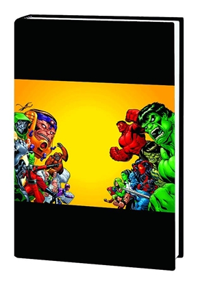 Picture of HULK WORLD WAR HULKS HC