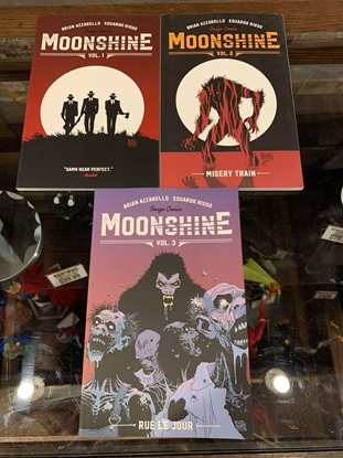 Picture of MOONSHINE VOL 1 2 3 TPB SET