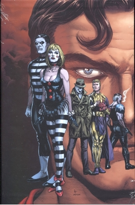 Picture of DOOMSDAY CLOCK HC PART 02 WITH SLIPCASE