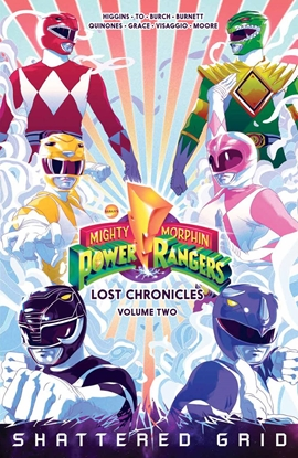 Picture of MIGHTY MORPHIN POWER RANGERS LOST CHRONICLES TPB VOL 2
