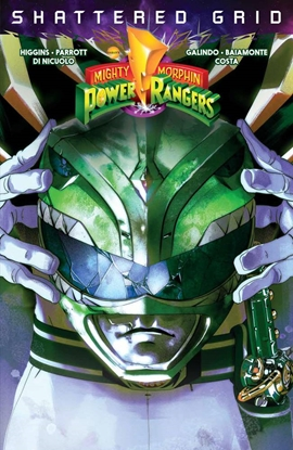 Picture of MIGHTY MORPHIN POWER RANGERS SHATTERED GRID TPB