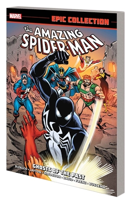 Picture of AMAZING SPIDER-MAN EPIC COLLECTION TPB GHOSTS OF PAST