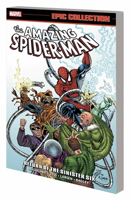 Picture of AMAZING SPIDER-MAN EPIC COLL TPB RETURN OF SINISTER SIX