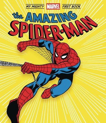 Picture of AMAZING SPIDER-MAN MY MIGHTY MARVEL FIRST BOOK BOARD BOOK (R
