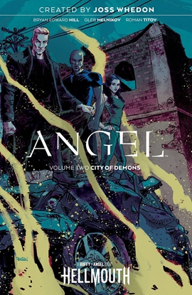 Picture of ANGEL TP VOL 02 (C: 0-1-2)