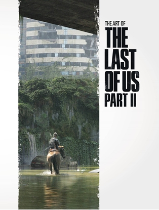 Picture of ART OF THE LAST OF US PART II HC (AUG198625) (C: 0-1-2)