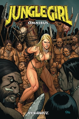 Picture of FRANK CHO JUNGLE GIRL COMP OMNIBUS TP