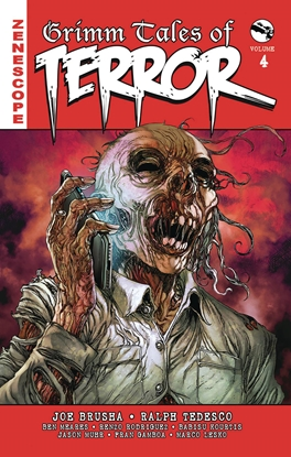 Picture of GRIMM FAIRY TALES OF TERROR HC VOL 4