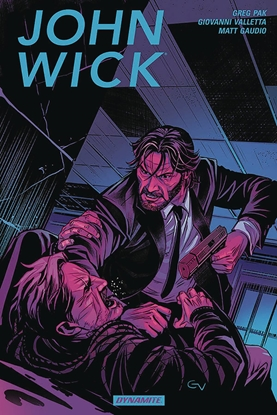 Picture of JOHN WICK TP VOL 01