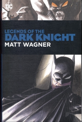 Picture of LEGENDS OF THE DARK KNIGHT MATT WAGNER HC