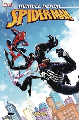 Picture of MARVEL ACTION SPIDER-MAN TPB BOOK 4 VENOM