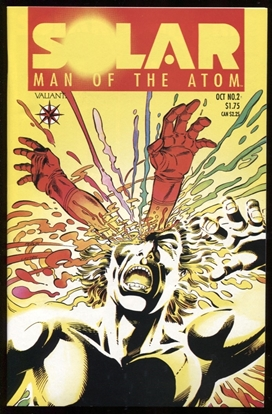 Picture of SOLAR MAN OF THE ATOM (1991) #2 9.6 NM+