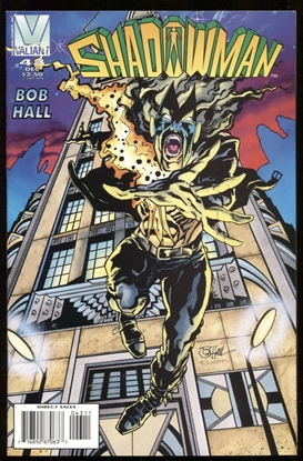 Picture of SHADOWMAN (1992) #43 9.4 NM