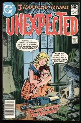 Picture of UNEXPECTED (1968) #197 9.2 NM-