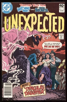 Picture of UNEXPECTED (1968) #199 9.4 NM