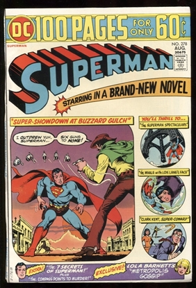 Picture of SUPERMAN (1939) #278 9.2 NM-