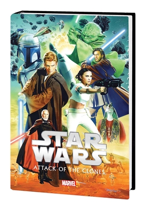 Picture of STAR WARS EPISODE II HC ATTACK OF CLONES