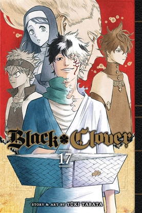 Picture of BLACK CLOVER GN VOL 17