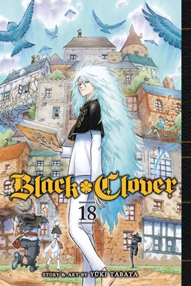 Picture of BLACK CLOVER GN VOL 18