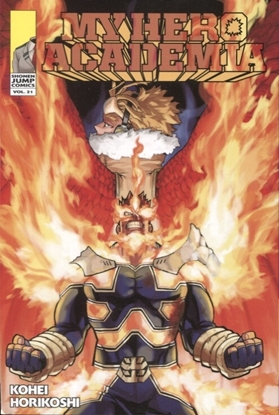 Picture of MY HERO ACADEMIA GN VOL 21 (C: 1-0-1)