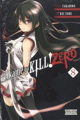 Picture of AKAME GA KILL ZERO GN VOL 08 (MR)