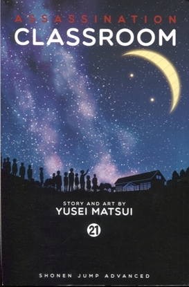 Picture of ASSASSINATION CLASSROOM GN VOL 21