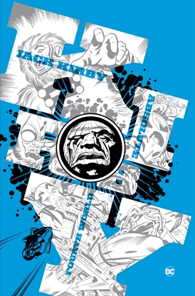 Picture of ABSOLUTE FOURTH WORLD BY JACK KIRBY HC VOL 1