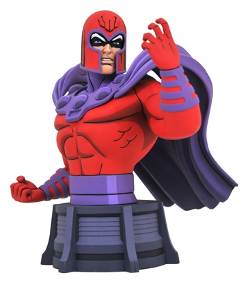 Picture of MARVEL ANIMATED X-MEN MAGNETO BUST