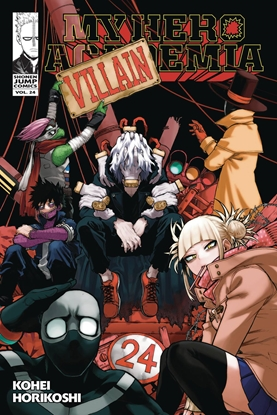 Picture of MY HERO ACADEMIA GN VOL 24