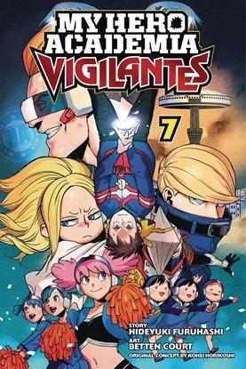 Picture of MY HERO ACADEMIA VIGILANTES GN VOL 7