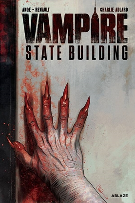 Picture of VAMPIRE STATE BUILDING HC GN