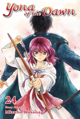 Picture of YONA OF THE DAWN GN VOL 24