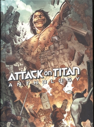 Picture of ATTACK ON TITAN ANTHOLOGY PX ED