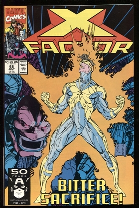 Picture of X-FACTOR (1986) #68 9.6 NM+